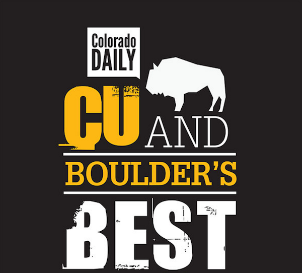 COLORADO DAILY CU AND BOULDERS BEST LOGO
